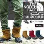 ザ・ノースフェイス 防水 モコモコ ブーツ THE NORTH FACE スノーフューズ プルオン フリース メンズ Snowfuse